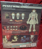 Mezco One:12 New It Movie Pennywise Clown 2017 Quality Action Figure 112
