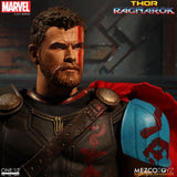"Mezco One:12 One:12 Collective Ragnarok Movie THOR 6"" Action Figure Marvel Comics 112"