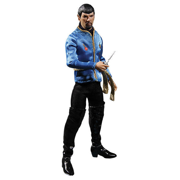 Mezco Star Trek Captain Spock One:12 Figure Leonard Nimoy San Diego Comic Con SDCC2016 Mirror Mirror 112