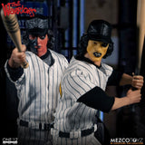 Mezco Toyz One:12 The Warriors Movie Swan Ajax Basball Fury Leader & Soldier 112