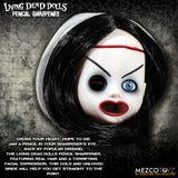 Mezco Toyz Living Dead Dolls Bride Of Valentine Creepy Pencil Sharpener Doll Head LDD