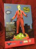 Diamond Select Toys Limited Numbered Premier Collection Batman's 1966 Joker Statue