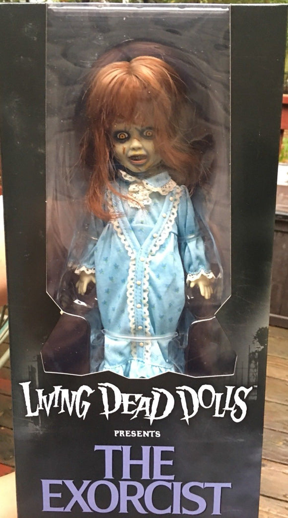 Living Dead Dolls Mezco The Exorcist Regan Halloween 10