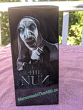 Mezco Toyz The Conjuring The Nun Designer Series Stylized Nun Doll Scary 2 Faces