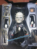 "Pinhead Hellraiser 6"" Mezco Stylized Roto Figure Halloween Hell On Earth III Doll Lament Cube"