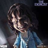 "6"" Mezco Stylized Roto The Exorcist Regan Figure Halloween Doll"
