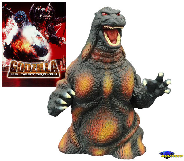 Burning Godzilla 2014 SDCC Diego Comic Con Limited Bank Bust Destoroyah Atomic