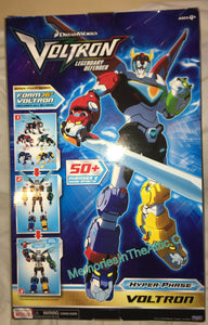 "2018 SDCC San Diego Comic Con PX Diamond Exclusive Limited 3000 16"" Voltron Figures"