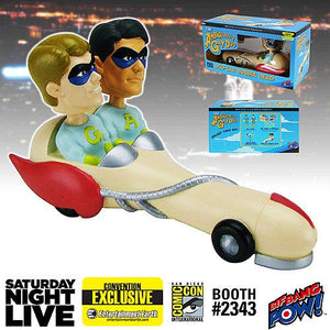 Saturday Night Live SNL The Ambiguously Gay Duo Bobblehead Car Bif Bang Pow Comic Con Exclusive