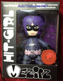 "Mezco Kick Ass 2010 SDCC San Diego Comic Con Exclusive Hit Girl 6"" Vinyl Figure Mez-Itz"