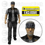 3 EE EXCLUSIVE Sons Of Anarchy SOA Jax Teller Clay Morrow Gemma Action Figures