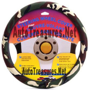 Alpena Camouflage Camo Car Truck Steering Wheel Cover