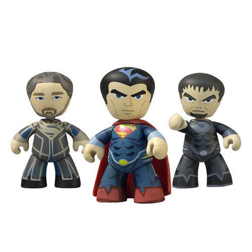Mezco 2013 DC Superman Jor-EL General Zod 2