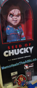 Trick Or Treat Studios Kick Starter Childs Play Seed Of Chucky Life Size Prop