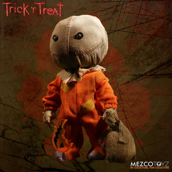 Mezco Toyz Mega Scale Trick R Treat Sam Jumbo Figure 15