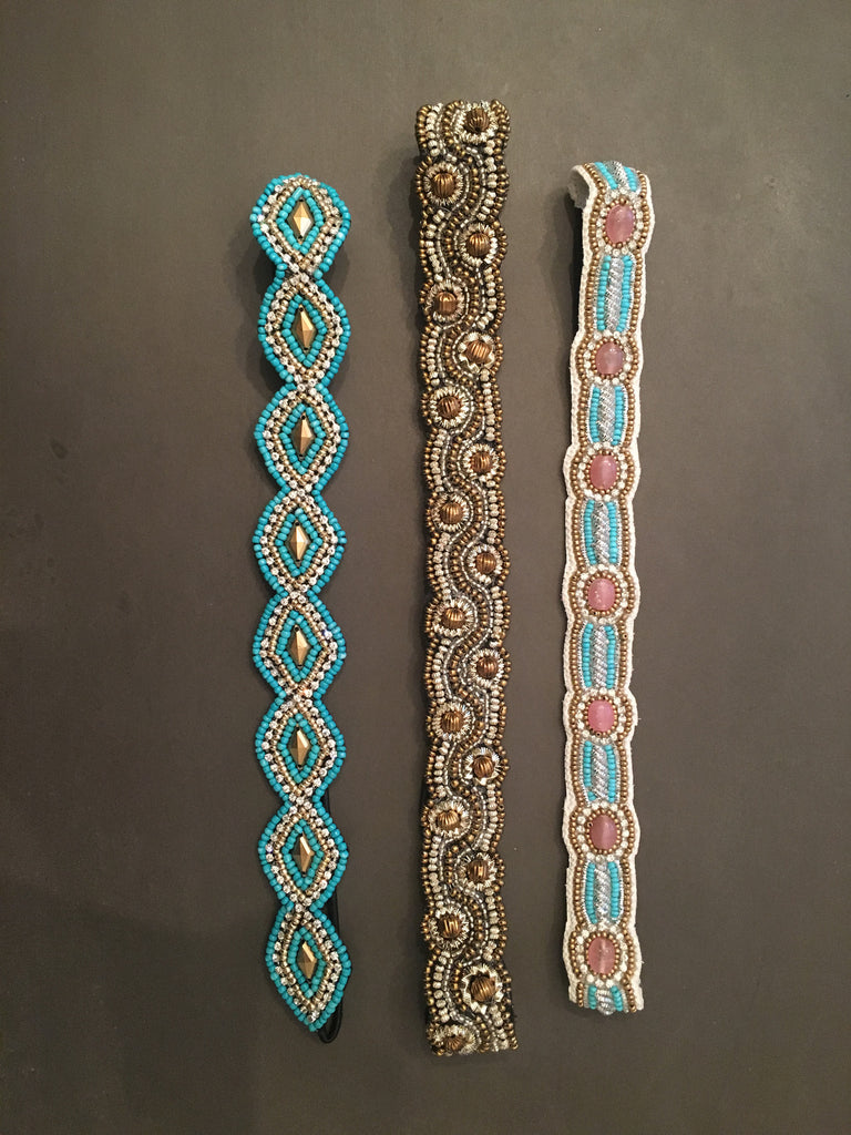 Beaded Headbands