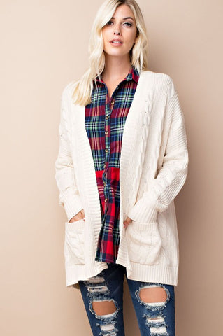 Sunday Vibes Cardigan