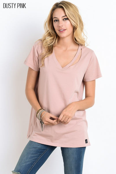 The Pink Tee