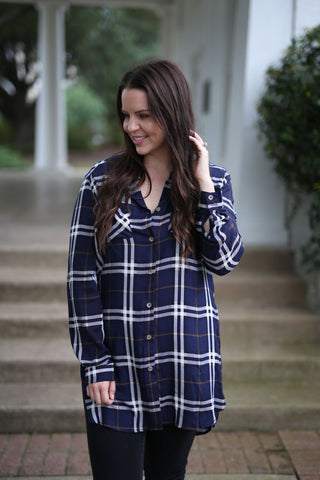 Crisp Nights Top