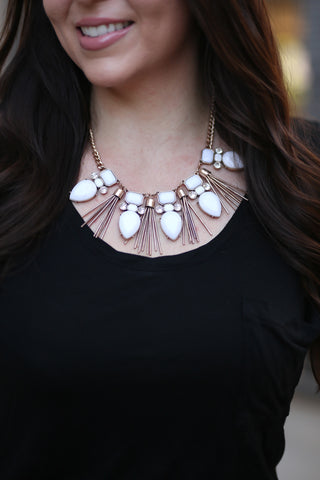 Paige Necklace (2 colors)