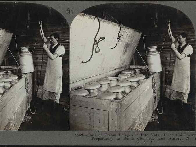 A Brief History of Butter