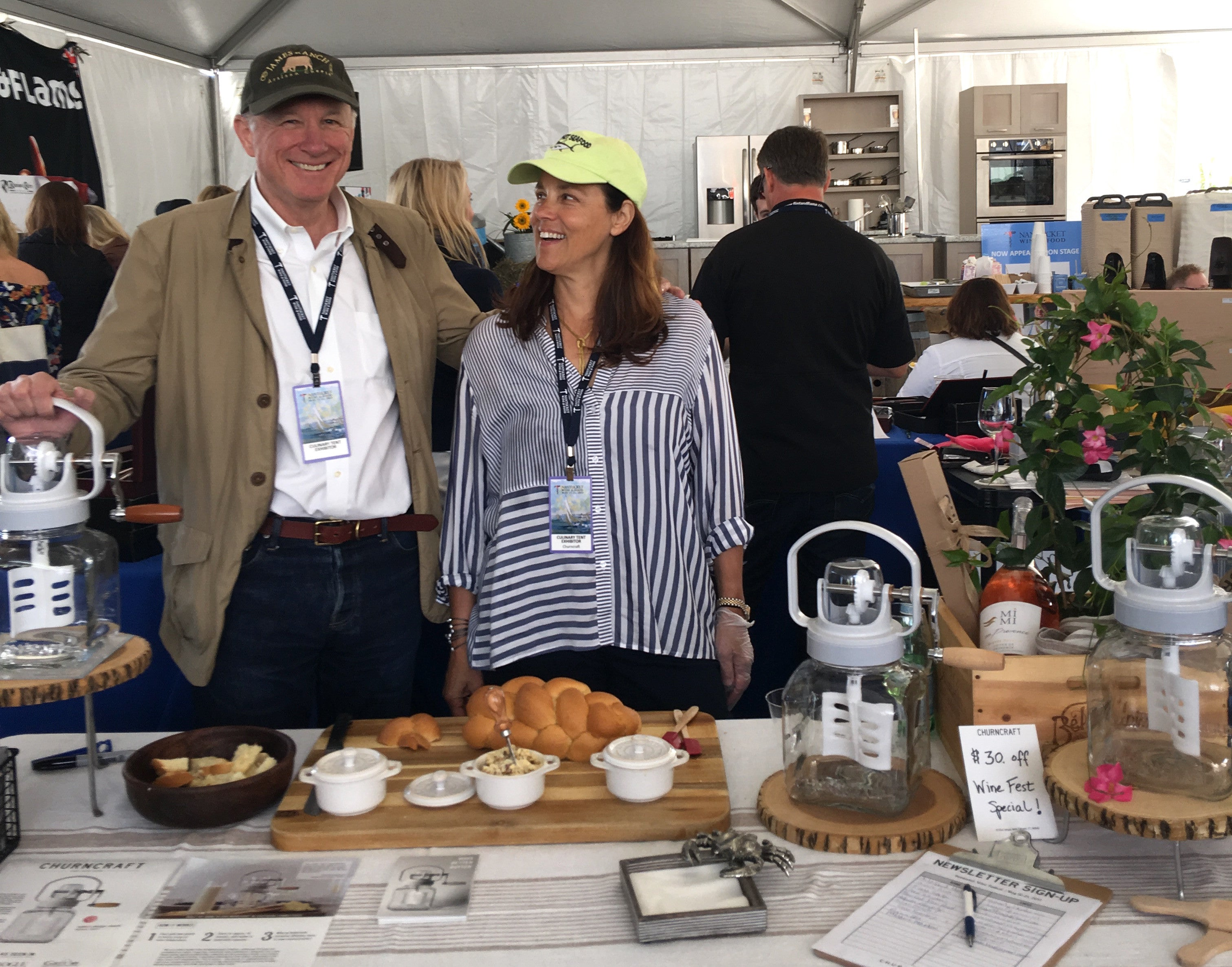 Nantucket Wine and Food Festival
