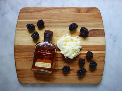 Blackberry Bourbon Butter