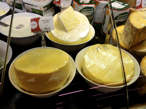 Butter at galeries Lafayette
