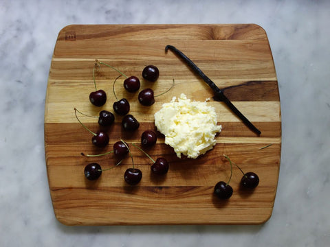 Cherry Vanilla Butter