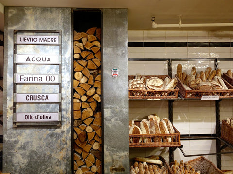 Bakery at Eataly NYC