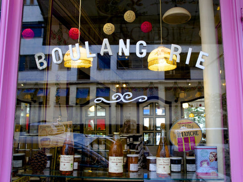 French boulangerie