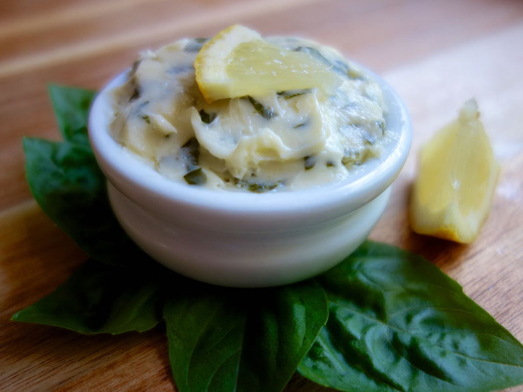 Lemon Basil Butter