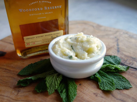 Mint Julep Butter