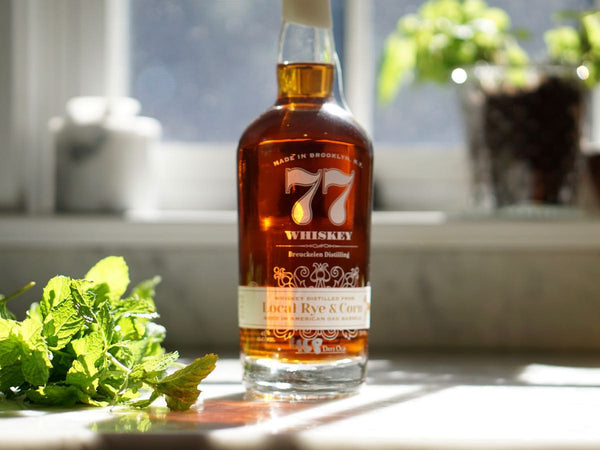Breucklen Distilling Whiskey