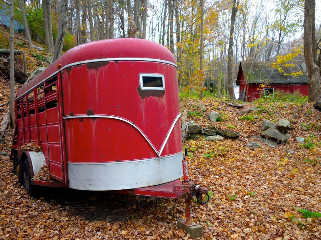 Vintage Trailer in Redding CT