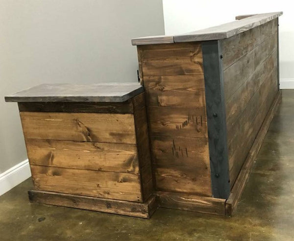 custom made office furniture discount Atlanta Georgia Gatsby Timber