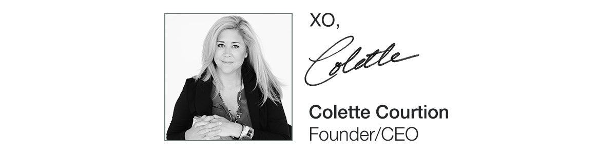 XO, Colette Courtion, Founder and CEO