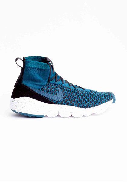 Air Footscape Magista Fkyknit Turquoise