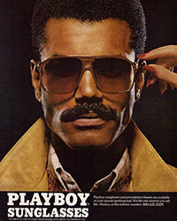 vintage playboy sunglasses, retro playboy eyeglasses