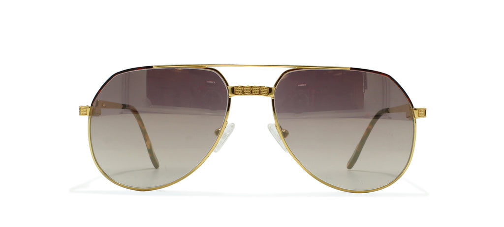 6e7b5fff8e Hilton Exclusive021 Aviator Certified Vintage Sunglasses   Kings of Past