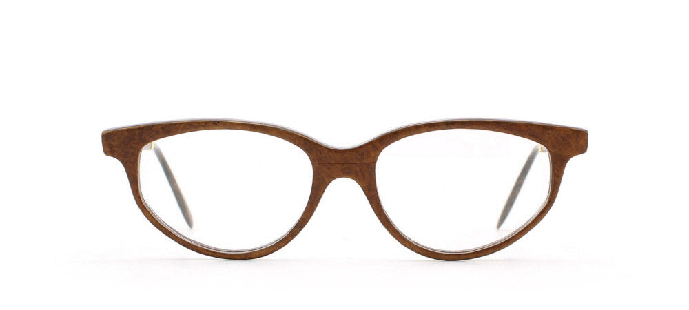 Vintage,Vintage Sunglasses,Vintage Gold & Wood Sunglasses,Gold & Wood 1.614 2,
