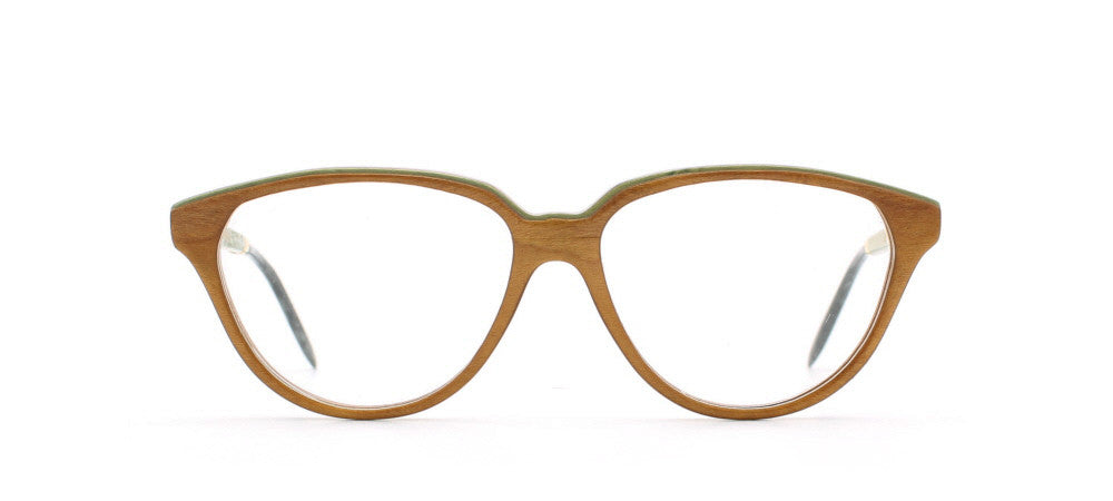 Vintage,Vintage Sunglasses,Vintage Gold & Wood Sunglasses,Gold & Wood 1.618 905,