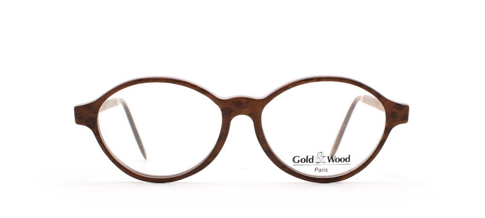 Vintage,Vintage Sunglasses,Vintage Gold & Wood Sunglasses,Gold & Wood 1.635 2,