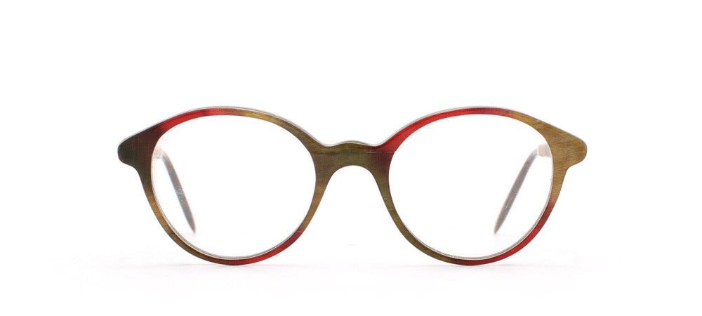 Vintage,Vintage Sunglasses,Vintage Gold & Wood Sunglasses,Gold & Wood 1.713 74RED,