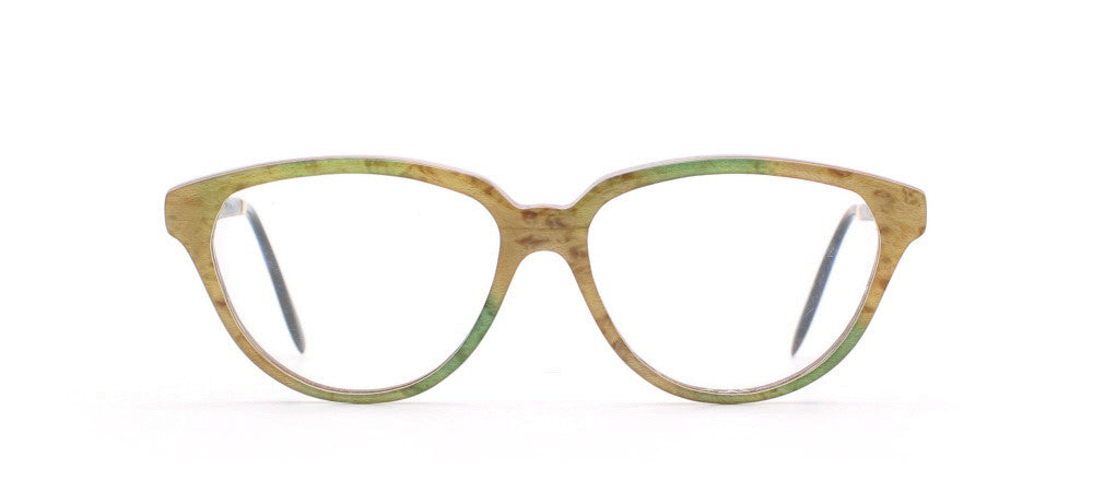 Vintage,Vintage Sunglasses,Vintage Gold & Wood Sunglasses,Gold & Wood 1.718 201,