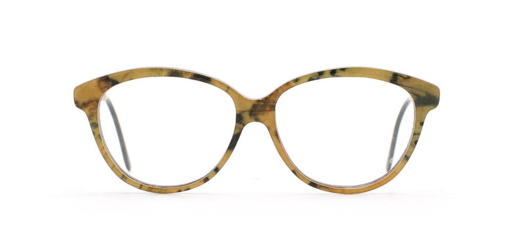 Vintage,Vintage Sunglasses,Vintage Gold & Wood Sunglasses,Gold & Wood 1.723 52,