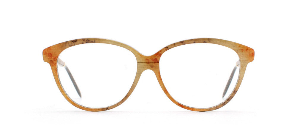 Vintage,Vintage Sunglasses,Vintage Gold & Wood Sunglasses,Gold & Wood 1.723 56,
