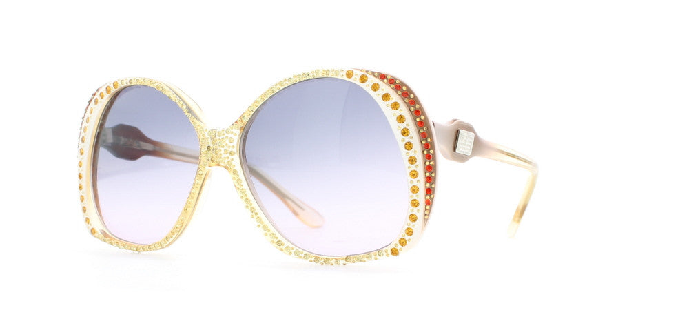 bf24c05152 Emilio Pucci 317 Rectangular Certified Vintage Sunglasses   Kings of Past