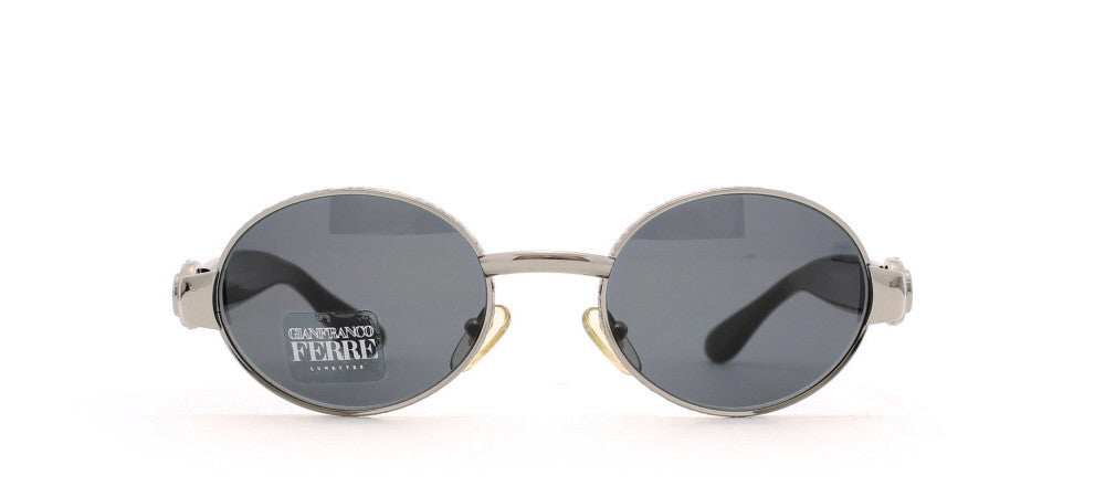 Vintage,Vintage Sunglasses,Vintage Gianfranco Ferre Sunglasses,Gianfranco Ferre 421 1TM,