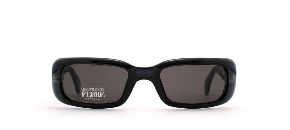 98faf03955d Gianfranco Ferre 520 Square Certified Vintage Sunglasses   Kings of Past